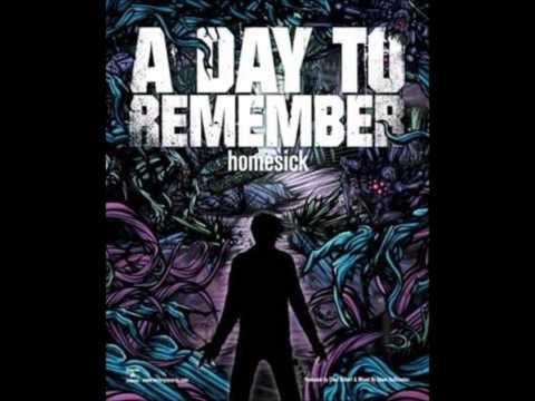 A Day To Remember- The Downfall Of Us All Lyrics HQ Music Videos