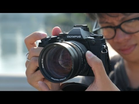 Olympus OM-D E-M1 Hands-on Review