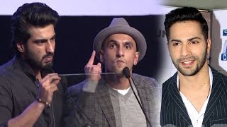 AIB KNOCKOUT Controversy | Varun Dhawan's Reaction