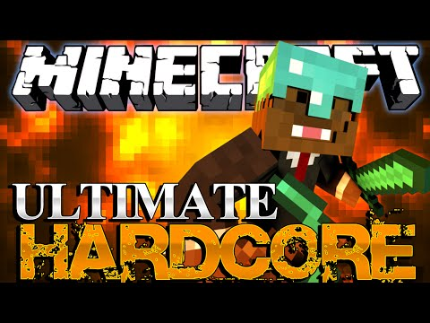 Minecraft UHC: Season 2 Ultra Hardcore Mod OVERPOWERED MOBS #1
