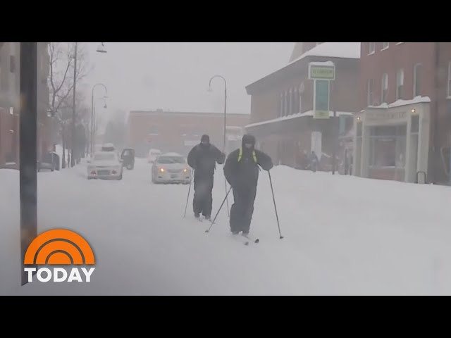 Severe Winter Weather Responsible For At Least 5 Deaths  TODAY