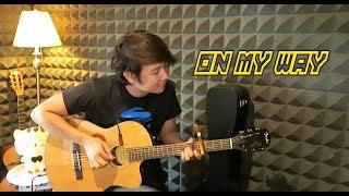 On My Way - Alan Walker, Sabrina Carpenter & Farruko - Nathan Fingerstyle Guitar Cover