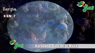 Watch Ken 7 Ilargia video