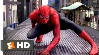 Spider-Man 2 - The Train Battle Scene (6/10) | Movieclips