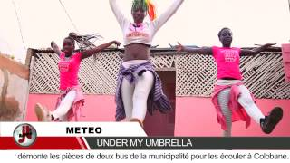 Parodie de ''Cosmo'' de Soprano - Under My Umbrella