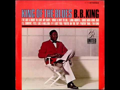 B.B. King - What A Way To Go