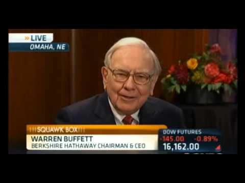 Warren Buffett: Climate Change Has No Effect on Insurance Premiums