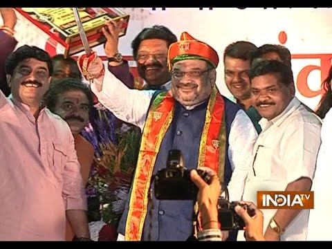 BJP president Amit Shah's Mumbai visit cancelled