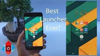 Nova Launcher: My Home Screen Setup Tutorial