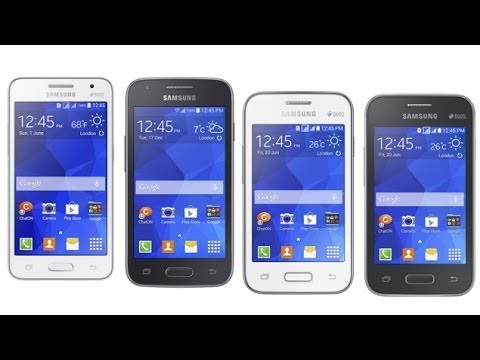 Samsung Launches Four Budget Smartphones Price and Specification