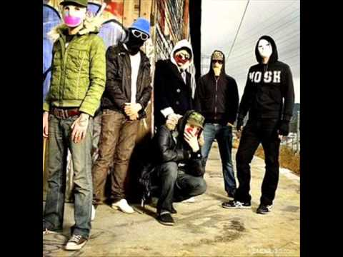 Im A Gangster-hollywood Undead video