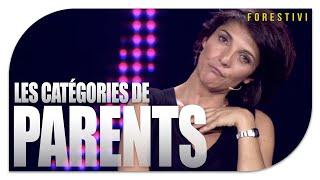 LES CATÉGORIES DE PARENTS