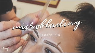 Microblading | Sassy's Try The Trend