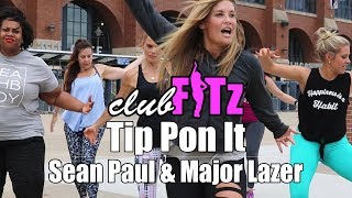 """TIP PON IT"" by Sean Paul and Major Lazer 