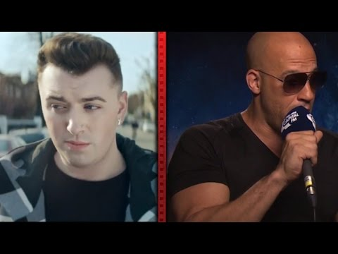Vin Diesel Covers Sam Smith... And Yes, It's Everything.
