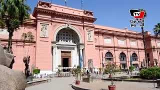 الجيش يؤمن المتحف المصري في ثاني أيام عيد الأضحى