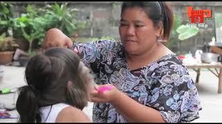 """Ngỡ ngàng nhan sắc của """"nữ người sói Thái Lan""""   VTC9"""