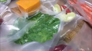 Vacuum Seal Fruits and Vegetables - Vacuum Seal Bags - FoodVacBags