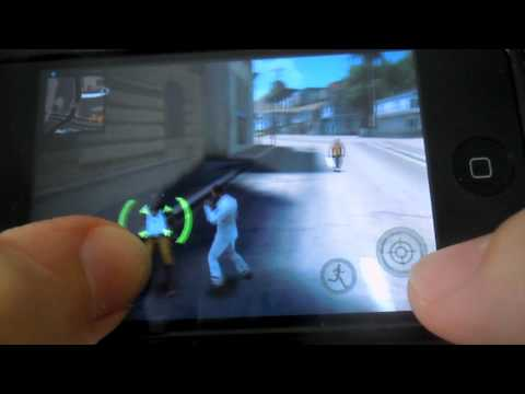 Gangstar Rio: City of Saints iPhone Gameplay Review