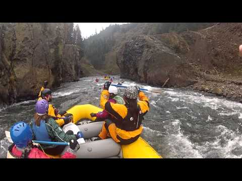 Lower Lower White Salmon River Reactions - Wet Planet Rafting and Kayaking