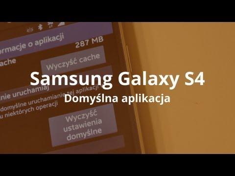 Samsung Galaxy S4 Domyślna Aplikacja / Domyślna Przeglądarka | Robert Nawrowski | Robert Nawrowski