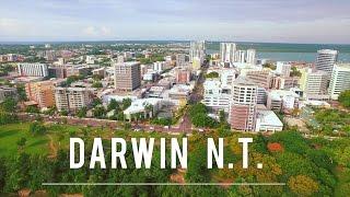Discover Darwin Top part of Australia