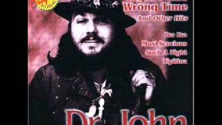 Watch Dr. John Right Place Wrong Time video
