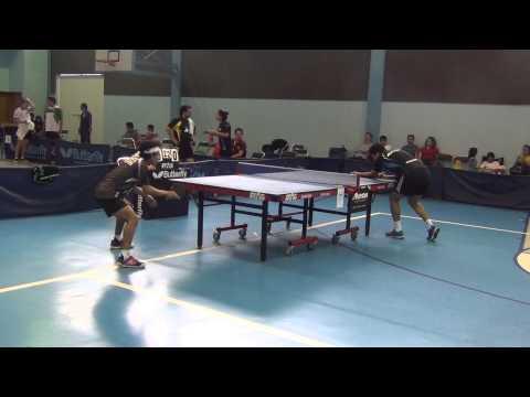 Semifinal Abierto Akron: Miguel Lara(Yucatán) vs Milton García(IMSS)