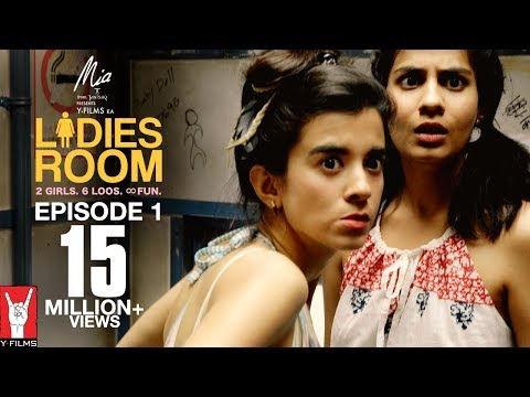 Ladies Room | Episode 01 | Dingo & Khanna Get Caught With Pot thumbnail