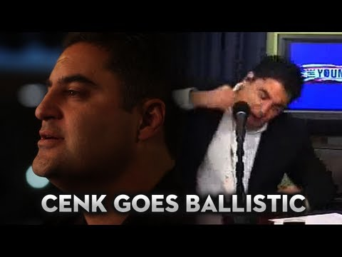 Cenk Goes Ballistic (Revisited)