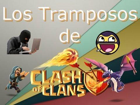 Los tramposos de Clash of Clans - Mundo Clash of Clans #141