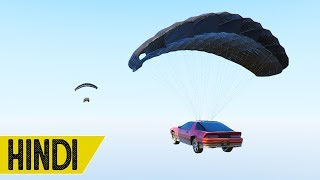 Mount Chiliad Se Jump | GTA 5 Online