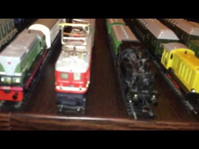 Model trains Ho & TT