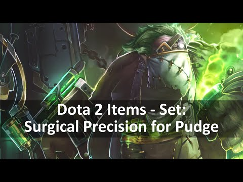 Surgical Set Pudge Set For Pudge Youtube