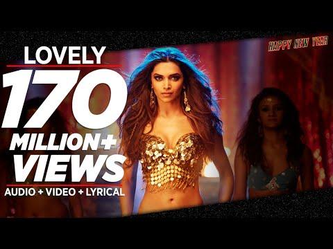 OFFICIAL: 'Lovely' FULL VIDEO Song | Shah Rukh Khan | Deepika Padukone | Kanika Kapoor