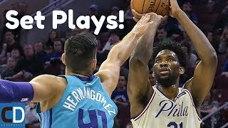 76ers Observations In Their Win Over The Hornets