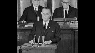 President Lyndon B. Johnsons Address to a Joint Session of Congress Following JFKs Assassination.