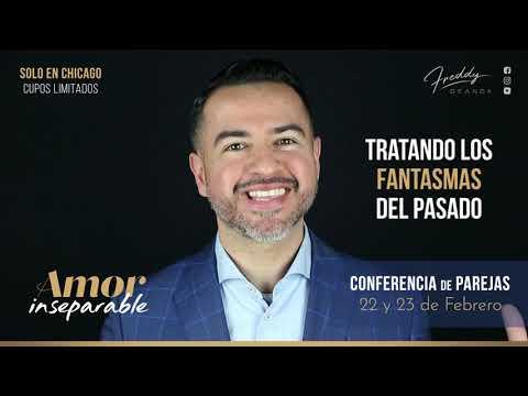 Conferencia de parejas con el pastor Freddy De Anda 2019