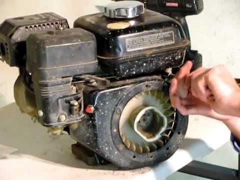 Fuel Off Installation Honda GX160 Engine - YouTube