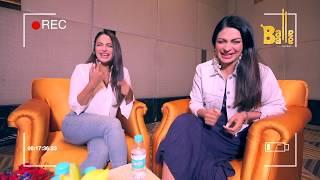 E39 - Neeru Bajwa & Rubina Bajwa    Len's Talk Full Interview    Balle Balle TV    Munda hi Chahida