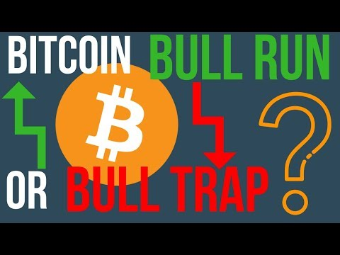 Is the Current Bitcoin Trend a BULL RUN or BULL TRAP?