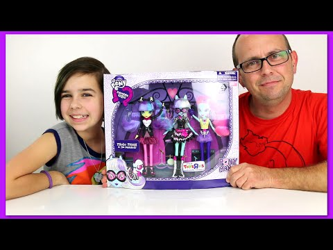 My Little Pony – Pony Mania Photo Finish and the Snapshots Doll Review