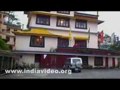 Gonjang Monastery Gangtok