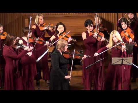 """Карлос Гардел """"Танго """"Por una Cabeza"""" - камерный оркестр """"Ренессанс"""""""