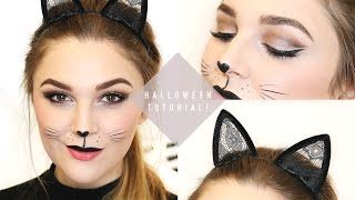 Cute Cat Halloween Tutorial! | I Covet Thee