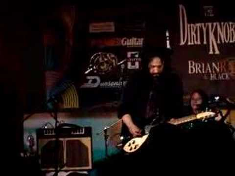 NAMM 2008 Mike Campbell&The Dirty Knobs