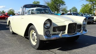 1961 Facel Vega Facellia Convertible - My Car Story with Lou Costabile