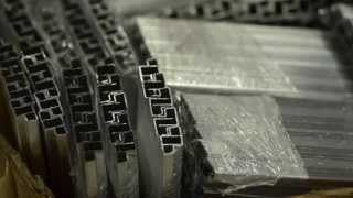 Aluminum Extrusion Delivery