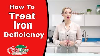 Symptoms of Iron Deficiency : Cause, symptoms and Natural Solution - VitaLife Show Episode 176