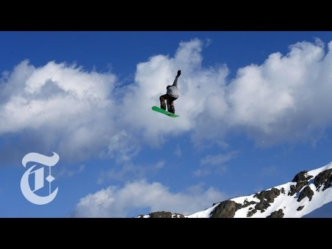 Sochi Olympics 2014 | Mark McMorris, Slopestyle Dervish | The New York Times